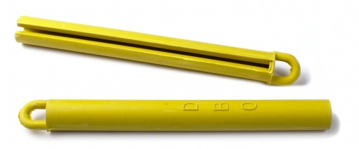 Collection - Holder for hanging cues - yellow