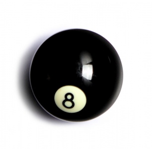 Billard Kugel Aramith® Crazy 8 Ball - Pool