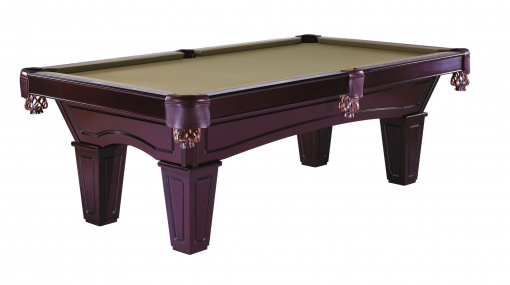 Pool Billard Tisch Brunswick - Allenton - 7 ft., Chestnut