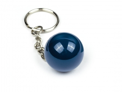 Key Fob Aramith® -  Ball, blue