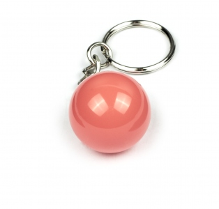 Key Fob Aramith® -  Ball, pink