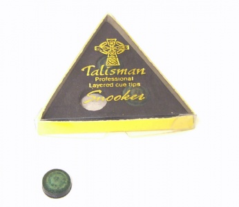Cue Tip Talisman Multilayer - Water buffalo - M - 11 mm, 3 pack