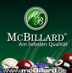 McBillard.de - Am liebsten Qualität