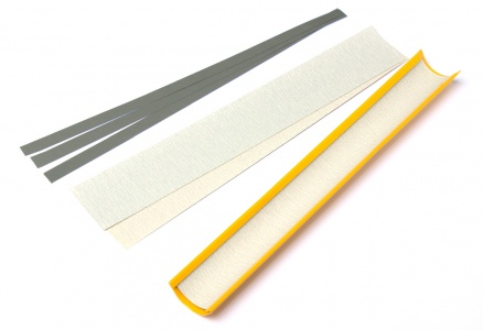 Phoenix Cue - Slide box - long, yellow