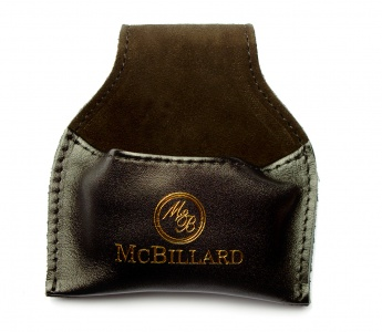 Billiard Chalk Bags McBillard - black