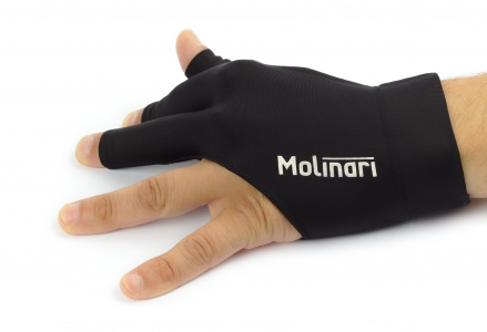 Billiard Cue Glove Molinari™ - Black
