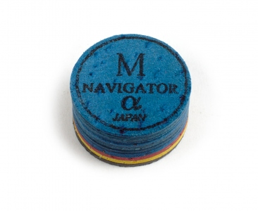 Cue Tip Navigator Multilayer - Alpha - M - 14 mm, 1 piece