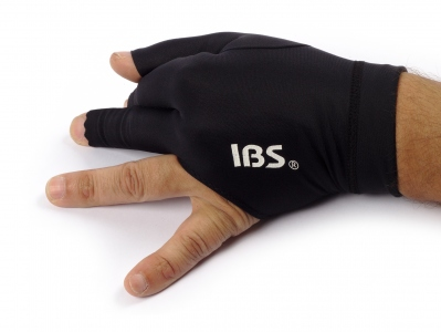 Billiard Glove IBS - pro - black