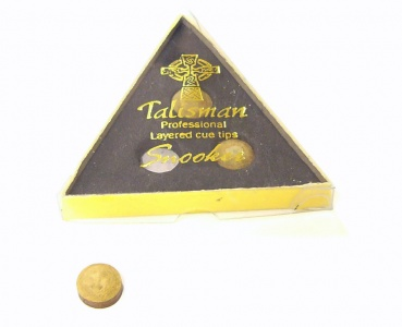 Cue Tip  Talisman Multilayer - S - 10 mm,  1 piece