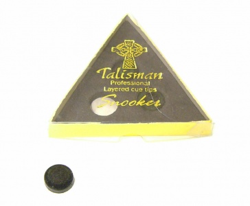 Cue Tip Talisman Multilayer - Water buffalo - H - 11 mm, 3 pack