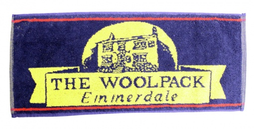 Bar Towel - The Woolpack
