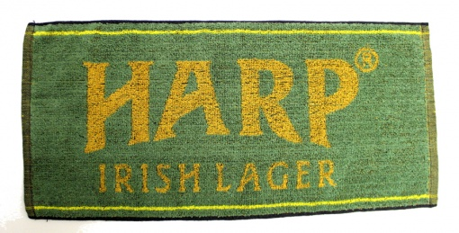 Bar Towel  - Harp