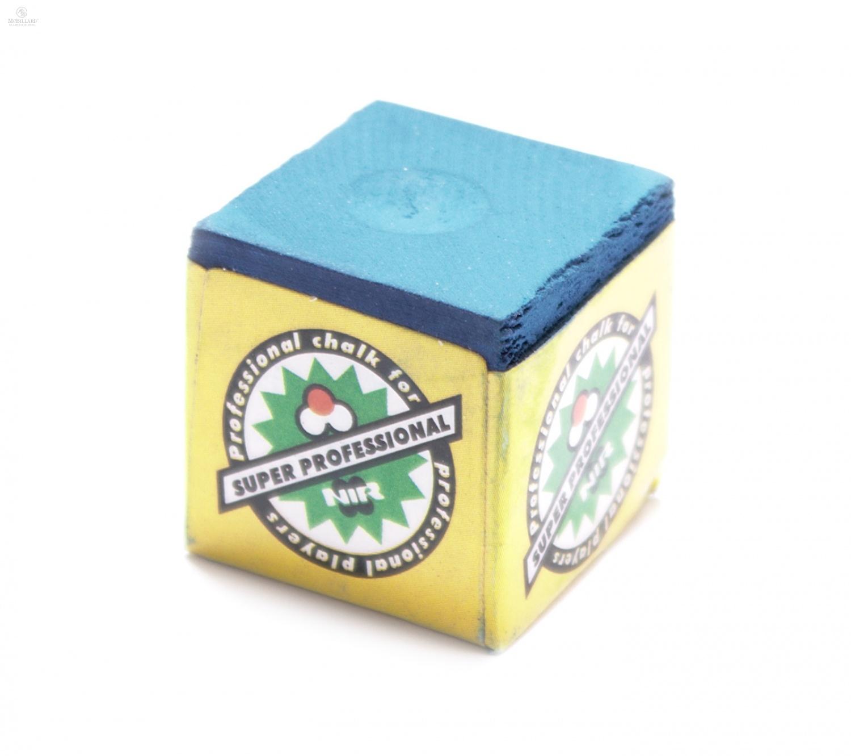 Snooker Karambol Kreide Original Blue Diamond 2 Stück im Pack für Billard Pool