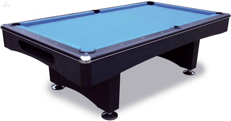 Pool Billiard Table Black Pool Ft McBillard The Billiards - Great american pool table