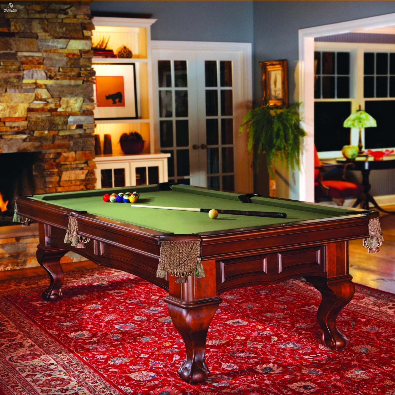 Pool Billiard Table Brunswick