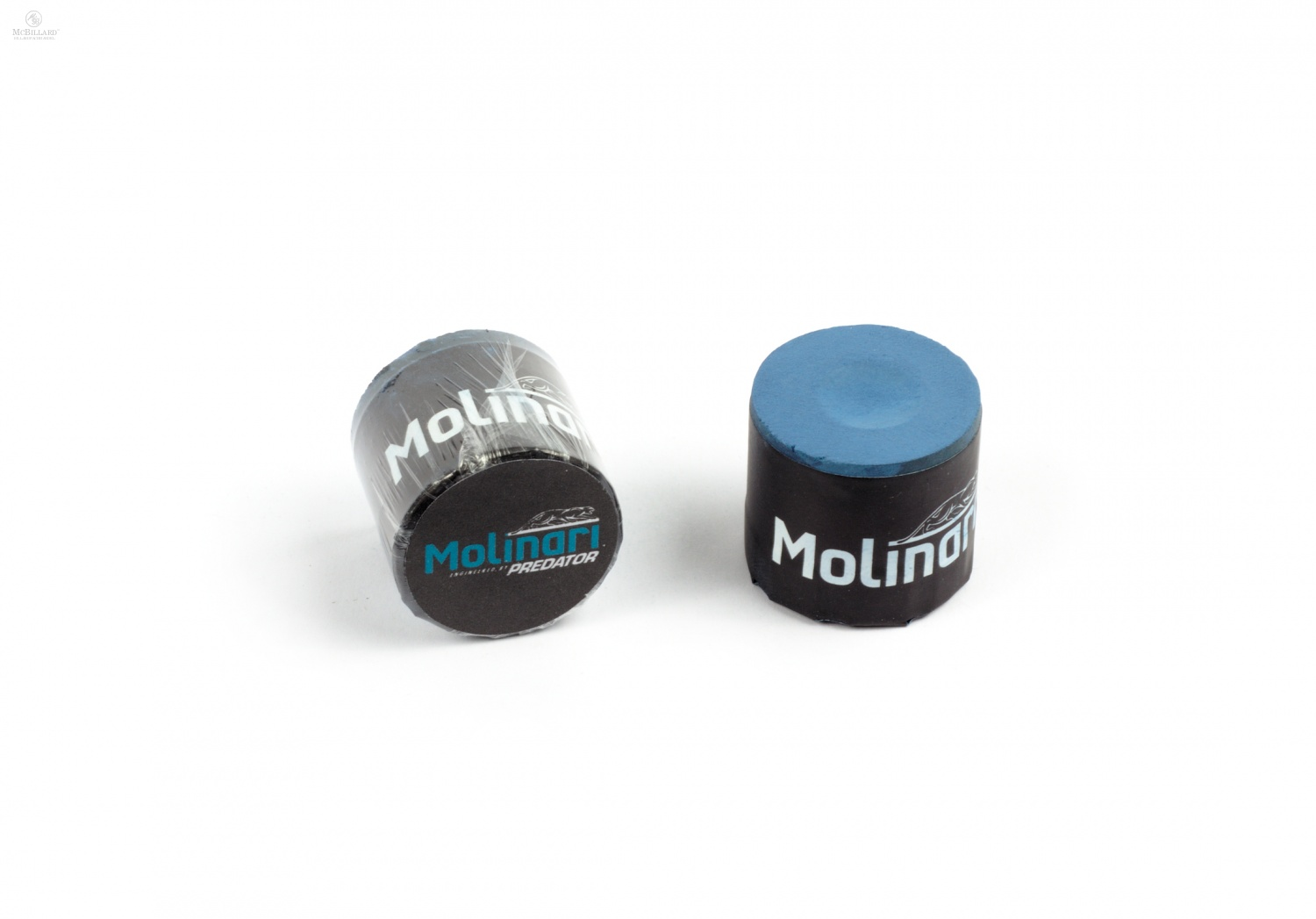 Billiard Chalk Molinari Blue Pack Of 6 Mcbillard