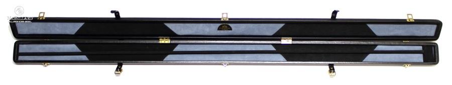 Snooker koffer peradon f r einteiler leder schwarz for Stabile dreiecke