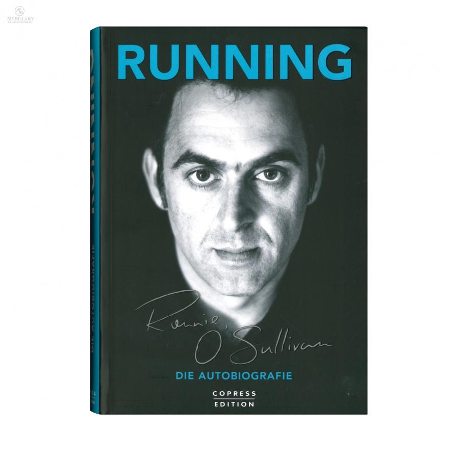 Ronnie O 39 Sullivan Running Autobiographie Gebundenes