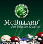 McBillard.de - Am liebsten Qualität